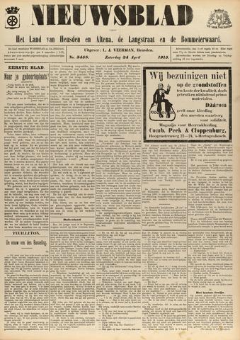 Nieuwsblad het land van Heusden en Altena de Langstraat en de Bommelerwaard 1915-04-24