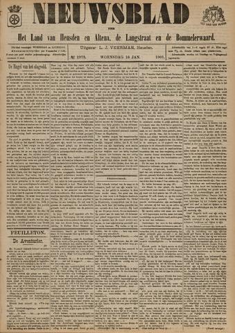 Nieuwsblad het land van Heusden en Altena de Langstraat en de Bommelerwaard 1901-01-16