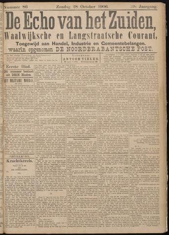 Echo van het Zuiden 1906-10-28