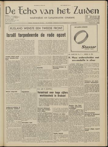 Echo van het Zuiden 1967-06-19