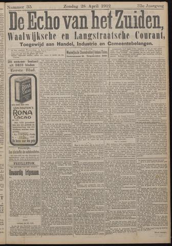 Echo van het Zuiden 1912-04-28
