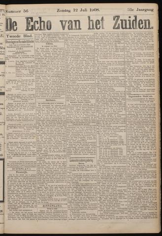Echo van het Zuiden 1908-07-12