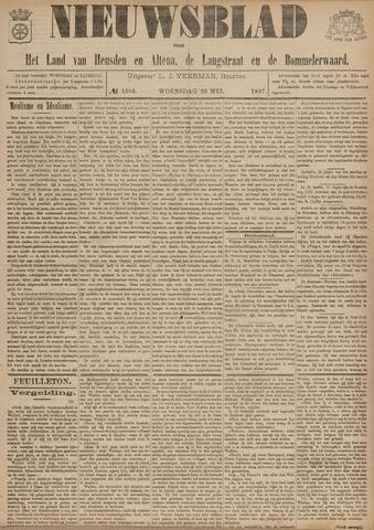 Nieuwsblad het land van Heusden en Altena de Langstraat en de Bommelerwaard 1897-05-26
