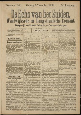 Echo van het Zuiden 1899-11-05