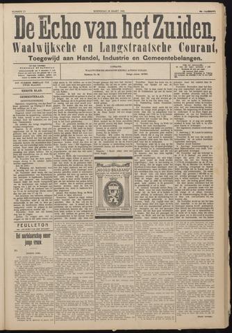 Echo van het Zuiden 1925-03-18