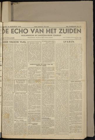 Echo van het Zuiden 1945-08-10