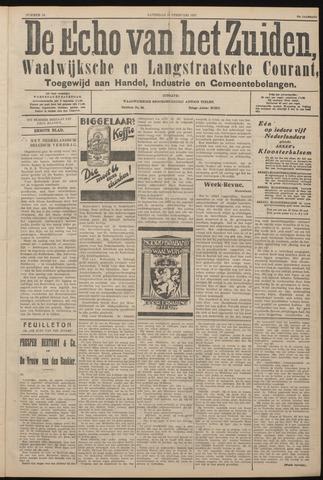 Echo van het Zuiden 1927-02-19