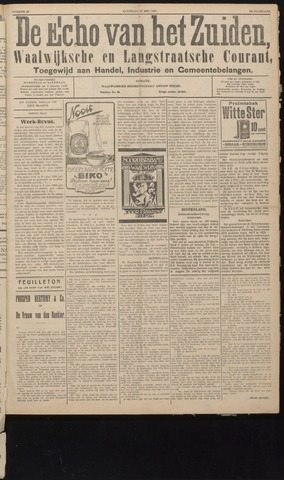 Echo van het Zuiden 1927-05-25