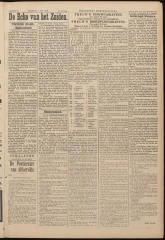 Echo van het Zuiden 1922-10-14