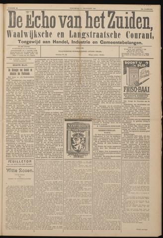 Echo van het Zuiden 1927-12-14