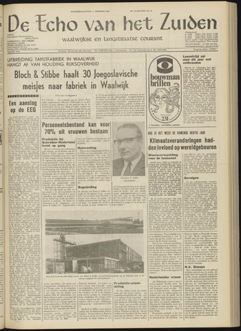 Echo van het Zuiden 1969-10-09