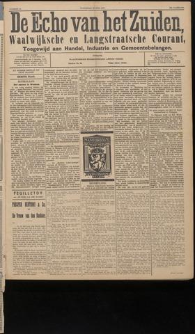 Echo van het Zuiden 1927-07-20