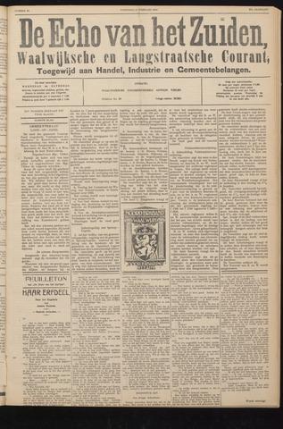 Echo van het Zuiden 1934-02-21