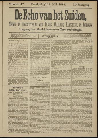 Echo van het Zuiden 1888-05-24