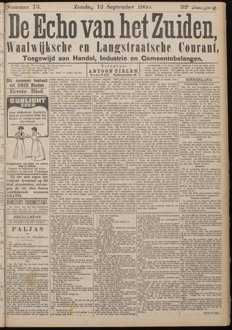 Echo van het Zuiden 1909-09-12