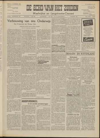 Echo van het Zuiden 1958-11-14