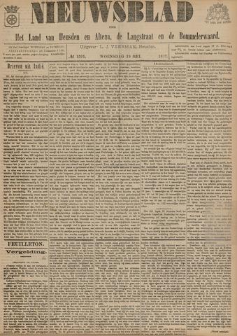 Nieuwsblad het land van Heusden en Altena de Langstraat en de Bommelerwaard 1897-05-19