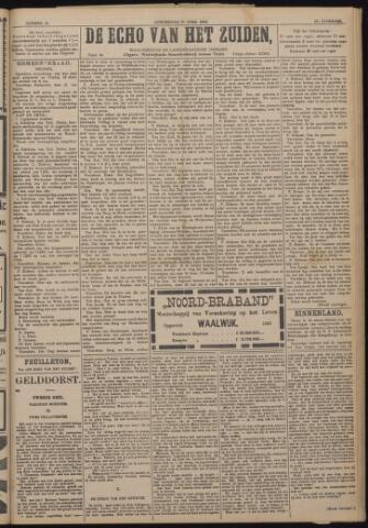 Echo van het Zuiden 1918-04-25