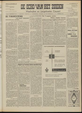 Echo van het Zuiden 1958-09-26