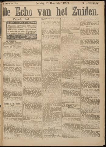 Echo van het Zuiden 1904-12-18