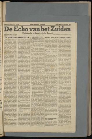 Echo van het Zuiden 1945-07-20