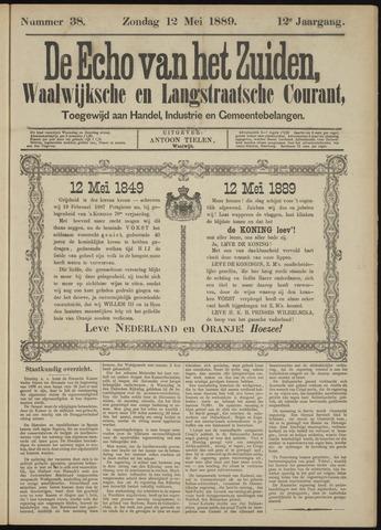 Echo van het Zuiden 1889-05-12