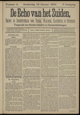Echo van het Zuiden 1882-01-19