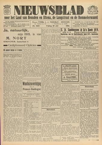 Nieuwsblad het land van Heusden en Altena de Langstraat en de Bommelerwaard 1934-07-20