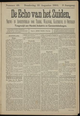 Echo van het Zuiden 1882-08-31