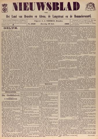 Nieuwsblad het land van Heusden en Altena de Langstraat en de Bommelerwaard 1909-07-10