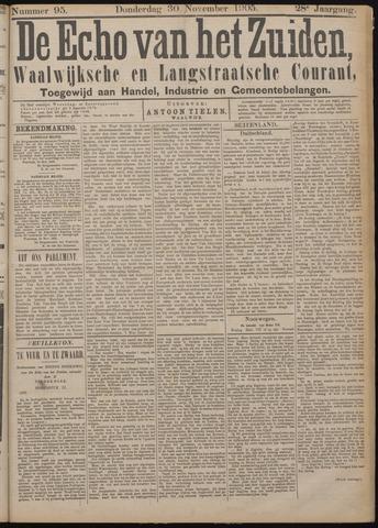 Echo van het Zuiden 1905-11-30