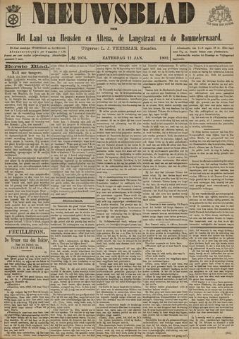 Nieuwsblad het land van Heusden en Altena de Langstraat en de Bommelerwaard 1902-01-11