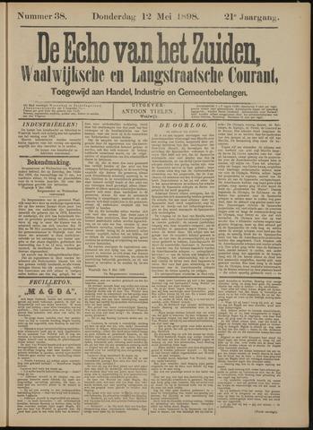 Echo van het Zuiden 1898-05-12