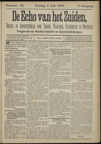 Echo van het Zuiden 1882-07-09