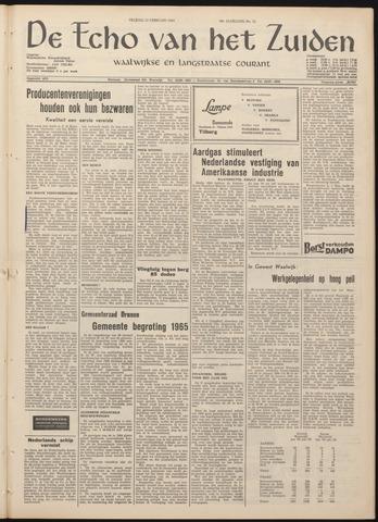 Echo van het Zuiden 1965-02-12