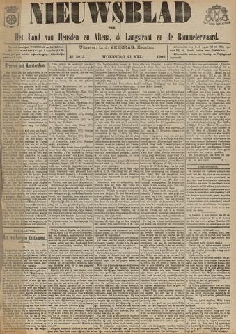 Nieuwsblad het land van Heusden en Altena de Langstraat en de Bommelerwaard 1902-05-21
