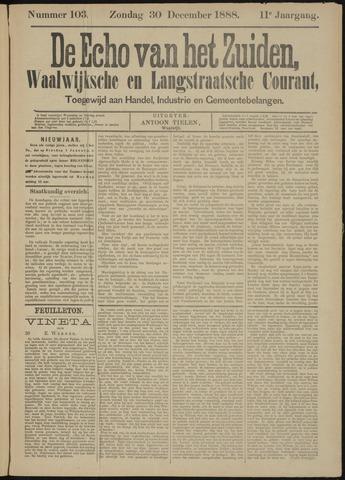 Echo van het Zuiden 1888-12-30