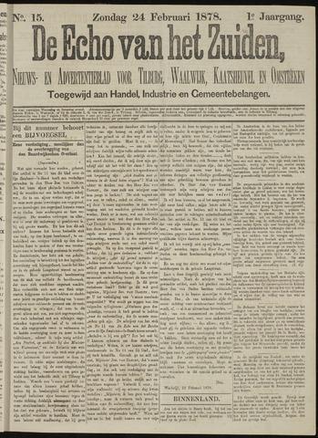Echo van het Zuiden 1878-02-24