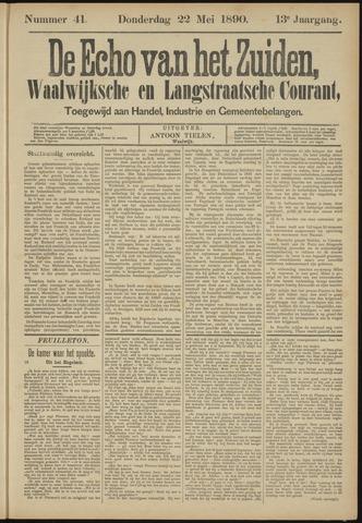 Echo van het Zuiden 1890-05-22