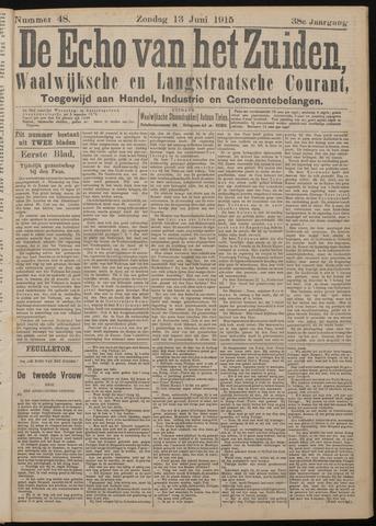 Echo van het Zuiden 1915-06-13
