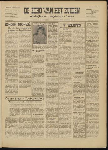 Echo van het Zuiden 1949-01-17
