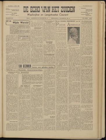 Echo van het Zuiden 1949-04-04