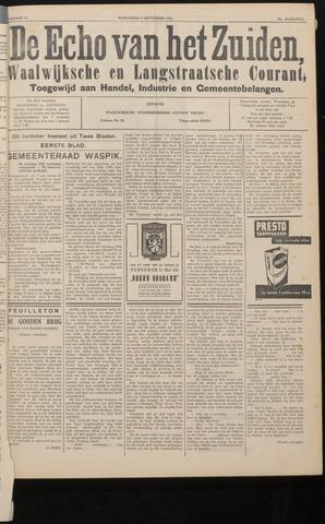 Echo van het Zuiden 1936-09-09