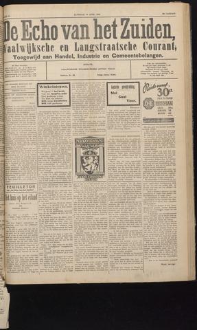 Echo van het Zuiden 1932-04-16