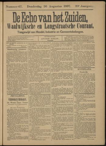 Echo van het Zuiden 1897-08-29
