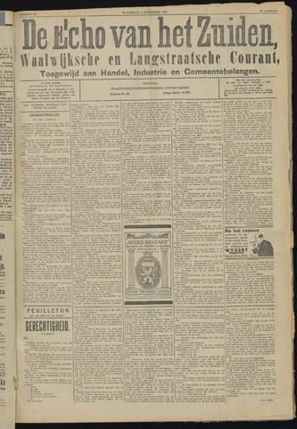 Echo van het Zuiden 1924-11-05