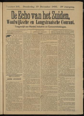 Echo van het Zuiden 1895-12-19