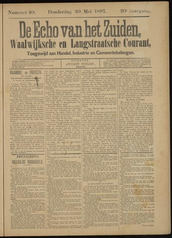Echo van het Zuiden 1897-05-20