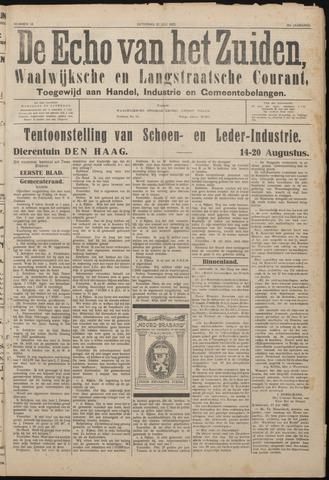 Echo van het Zuiden 1922-07-22