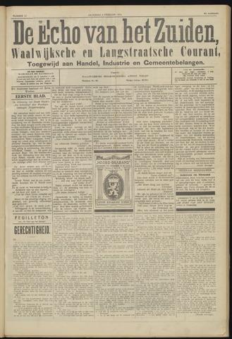 Echo van het Zuiden 1924-02-09